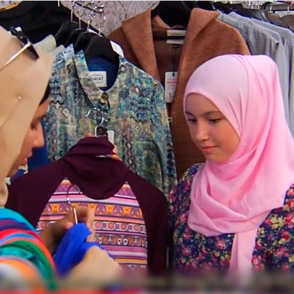 Буркини HAYAT на Alif.tv