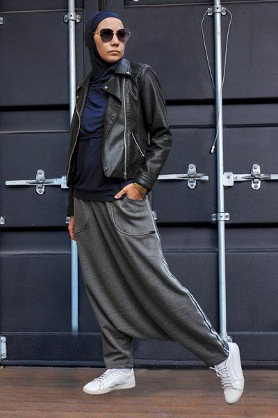 Брюки для мусульманок. Шаровары. Султанки. Юбка-брюки
